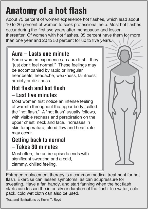 Anatomy of a hot flash